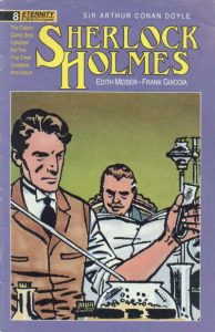 Sherlock Holmes #8 (1989)