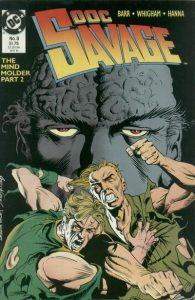 Doc Savage #8 (1989)