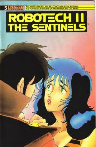 Robotech II: The Sentinels #5 (1989)