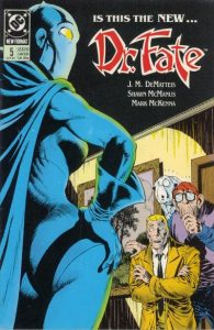 Doctor Fate #5 (1989)