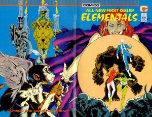 Elementals #1 (1989)