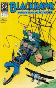 Blackhawk #3 (1989)