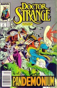 Doctor Strange, Sorcerer Supreme #3 (1989)
