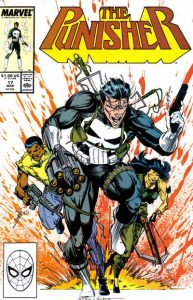 The Punisher #17 (1989)