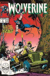 Wolverine #5 (1989)