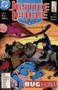 Justice League America #26 (1989)