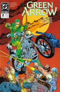 Green Arrow #18 (1989)