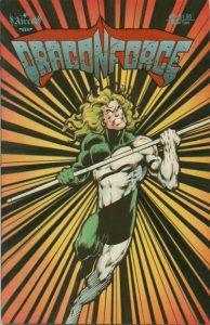Dragonforce #8 (1989)