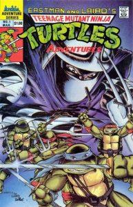 Teenage Mutant Ninja Turtles Adventures #1 (1989)