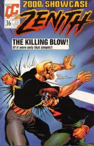 2000 A. D. Showcase #36 (1989)
