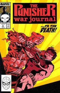 The Punisher War Journal #5 (1989)