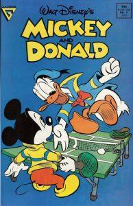 Walt Disney's Mickey and Donald #11 (1989)