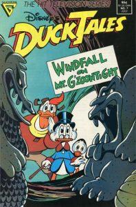 Disney's DuckTales #7 (1989)