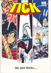 The Tick #4 (1989)