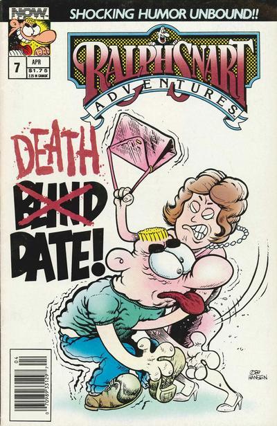 Ralph Snart Adventures #7 (1989)