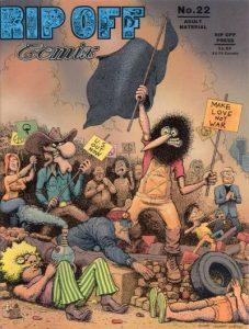 Rip Off Comix #22 (1989)