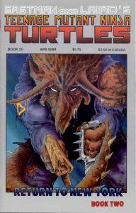 Teenage Mutant Ninja Turtles #20 (1989)