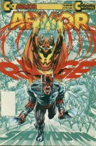 Armor #6 (1989)