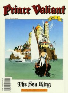 Prince Valiant #5 (1989)