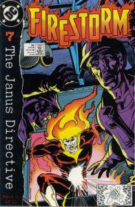 Firestorm the Nuclear Man #86 (1989)