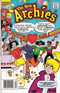 The New Archies #13 (1989)
