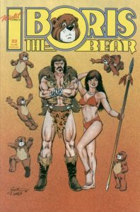 Boris the Bear #22 (1989)