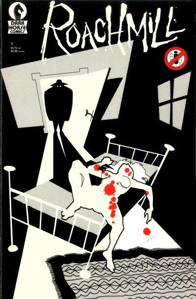 Roachmill #5 (1989)