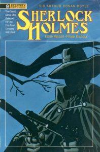 Sherlock Holmes #9 (1989)