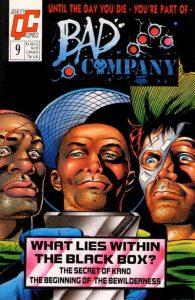 Bad Company #9 (1989)