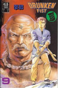 Drunken Fist #9 (1989)