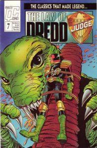 The Law of Dredd #7 (1989)
