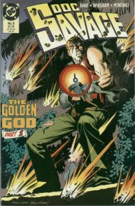Doc Savage #9 (1989)