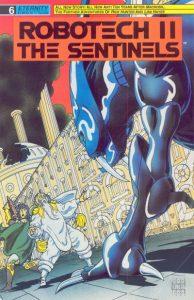 Robotech II: The Sentinels #6 (1989)
