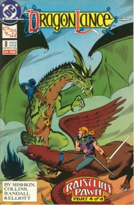 Dragonlance #8 (1989)