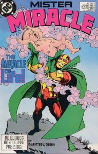 Mister Miracle #5 (1989)