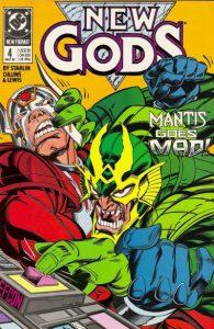 New Gods #4 (1989)