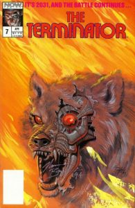 The Terminator #7 (1989)