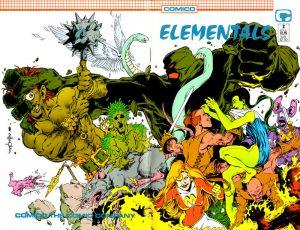 Elementals #2 (1989)
