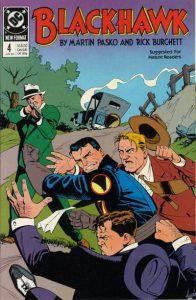 Blackhawk #4 (1989)