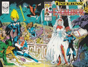Excalibur #7 (1989)