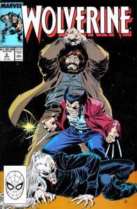 Wolverine #6 (1989)