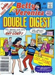 Betty and Veronica Double Digest Magazine #12 (1989)