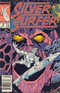 Silver Surfer #22 (1989)