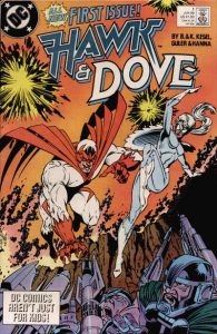 Hawk and Dove #1 (1989)