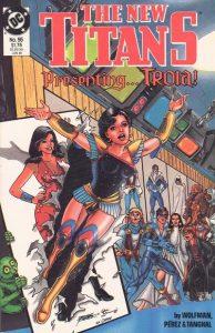 The New Titans #55 (1989)