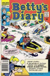 Betty's Diary #24 (1989)