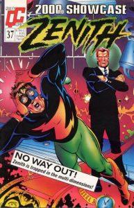 2000 A. D. Showcase #37 (1989)