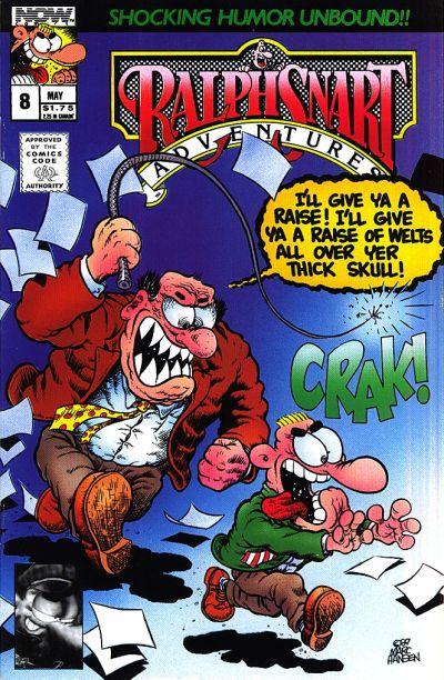 Ralph Snart Adventures #8 (1989)