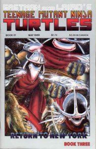 Teenage Mutant Ninja Turtles #21 (1989)