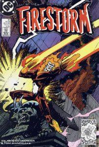 Firestorm the Nuclear Man #87 (1989)
